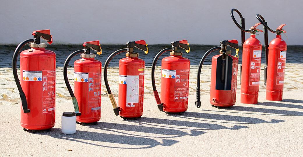 Extintores en Arganda