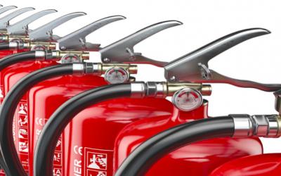 Retimbrado de extintores en Madrid