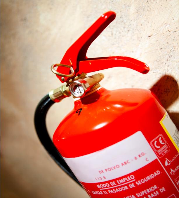 Extintores Alcalá de Henares