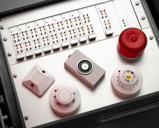 Sistema De Deteccion Automatica De Incendios